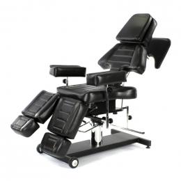"""Кресло для тату мастера """"Эйфория"""" механическое с поворотом на 360°"""